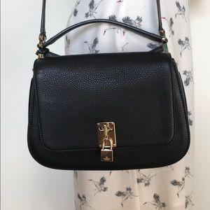 Valentino Garavani  Joylock Leather Shoulder Bag